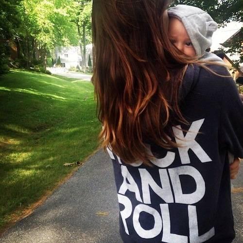 Olivia Wilde Baby Photo