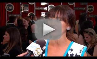 Rashida Jones Red Carpet Reply
