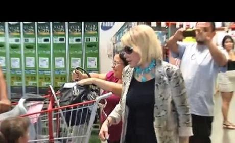 Joan Rivers Tells Off Anti-Defamation League, Defends Nazi Comment
