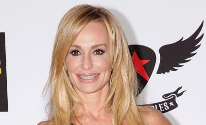 Taylor Armstrong on Set of Real Housewives: Taking a Chill Pill