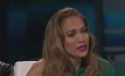 Jennifer Lopez Eliminates Chris Medina, Breaks Down