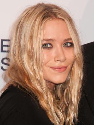 Mary-Kate Olsen Up Close