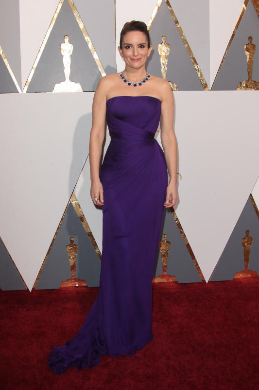 Tina fey at 2016 oscars