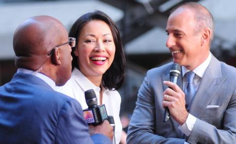 Ann Curry Confirms Today Show Departure