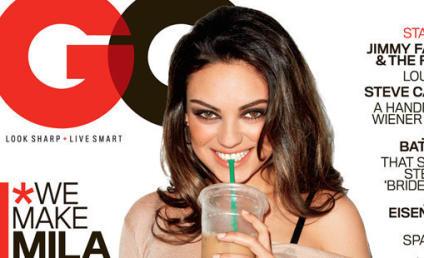 Mila Kunis in GQ: Women are Funny!