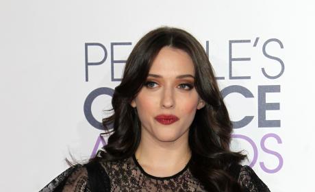 Kat Dennings at the People's Choice Awards