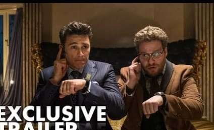 North Korea to Seth Rogen & James Franco: Release That Movie and DIE!!!!!