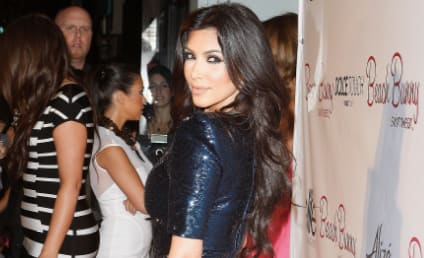 Kim Kardashian vs. Nicole Scherzinger: Battle of the Booty