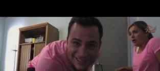 Epic Twerking Fail: Actually a Jimmy Kimmel Prank!