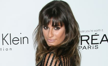 Lea Michele Baby Bump? Photos Spark Pregnancy Rumor
