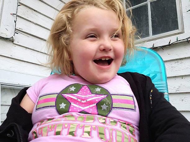 Honey Boo Boo on Season 2