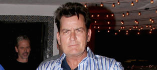 Pic of Charlie Sheen