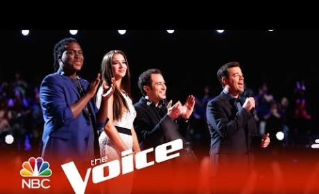 The Voice Top 10 Instant Save