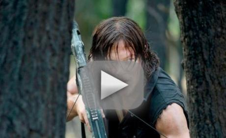 The Walking Dead Season 6 Episode 6 Recap: Into the Woods
