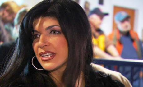"Teresa Giudice Files for Bankruptcy, Seeks ""Fresh Start"""