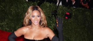 Beyonce MET Gala Fashion