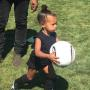 Kim Kardashian: Officially a Soccer Mom!
