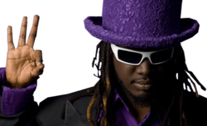 "T-Pain Rips ""Homophobic Idiots"" on Twitter"