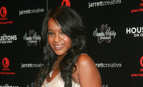 Bobbi Kristina Brown: Showing Signs of Recovery?