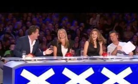 Hollie Steel: Britain's Got Talent Hopeful