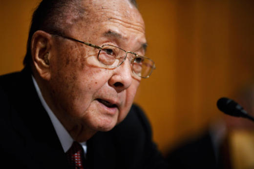 Daniel Inouye Photo