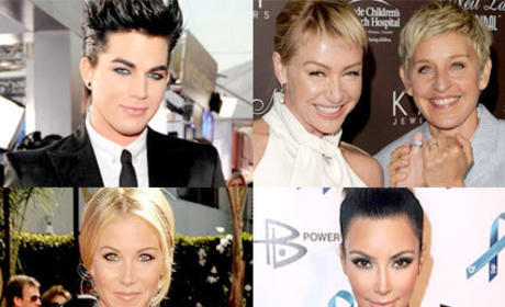 Prop 8 Overturned; Celebrities Tweet Reactions to Monumental Decision
