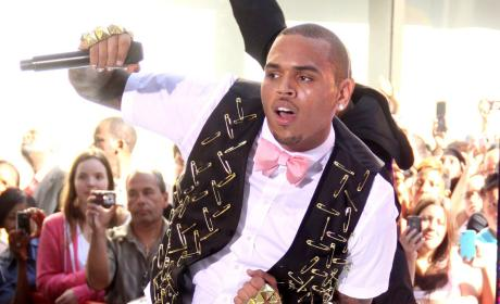 "Chris Brown Grammy Performance to Be ""Over the Top"""