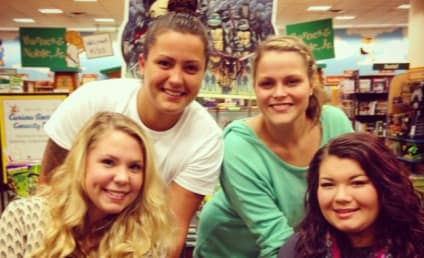 Kailyn Lowry and Amber Portwood: Unexpected BFF Alert!