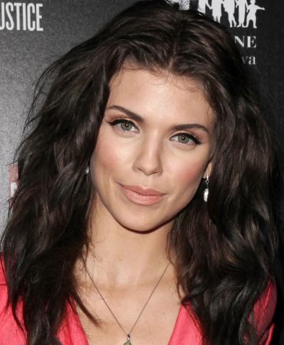 AnnaLynne McCord Hair Change