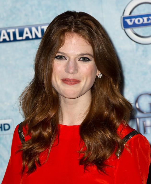 Rose Leslie Photo