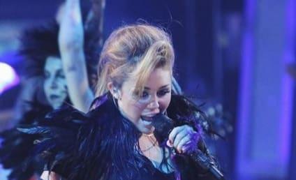 Miley Cyrus: Helping in Haiti