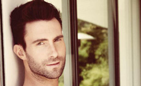 Adam Levine Shirtless