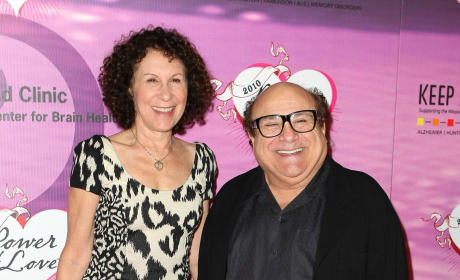 Danny DeVito and Rhea Perlman: It's Over?!?