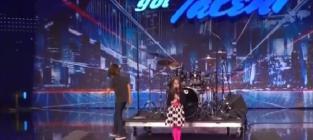 Aaralyn O'Neil Rocks Out, Leads Trio of Impressive America's Got Talent Acts
