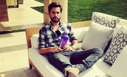 "Scott Disick ""Not Done Working"" on Himself, Plans Return to Rehab (or So He Says)"