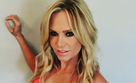 Tamra Judge: Close-Up Before Bikini Competition