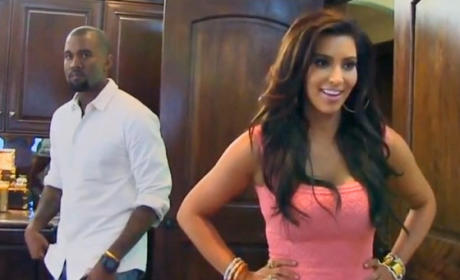 Kanye West Sex Tape With Kim Kardashian Look-Alike: In Existence!