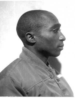 Tupac Shakur Mug Shot