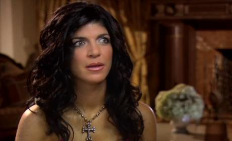 Teresa Giudice Plans to Appear on The Real Housewives of New Jersey WHILE in Prison!