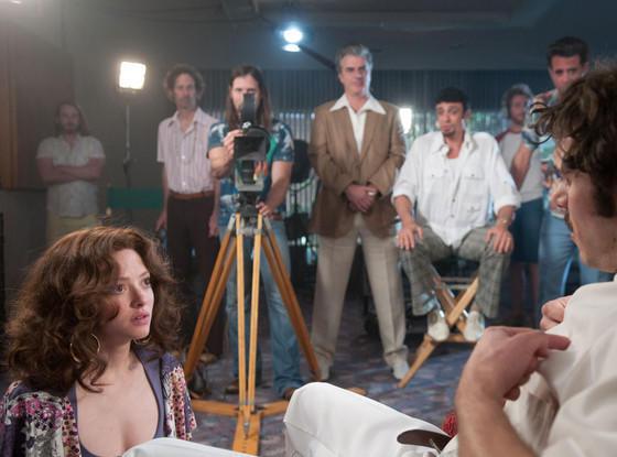 Amanda Seyfried as Lovelace