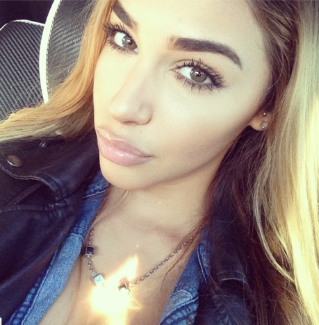 Chantel Jeffries Photo