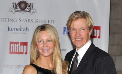 Heather Locklear and Jack Wagner: Engaged!