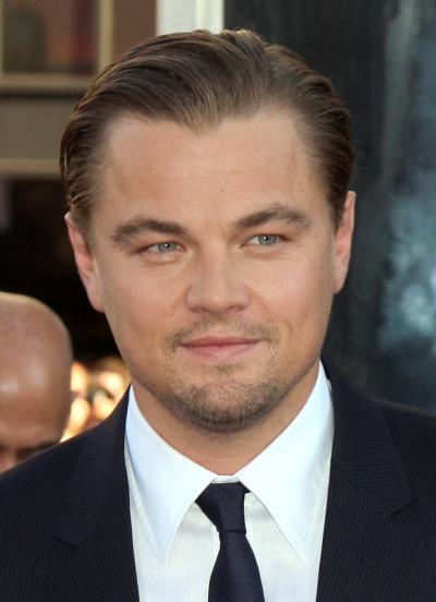Leo DiCaprio Pic