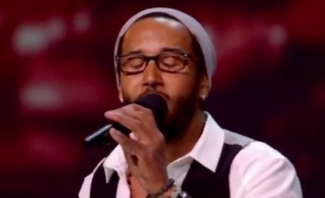 Leroy Bell on The X Factor: An Oldie and a Goodie!