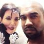 Kris Jenner and Kanye West Family Photo