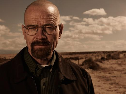 Bryan Cranston as Walter White