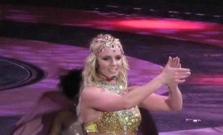 Britney Spears: It's Been So Long Since I've Partied!