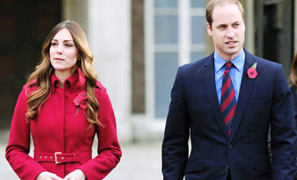 Kate Middleton Post-Baby Body: Thinner Than Ever at London Poppy Day!