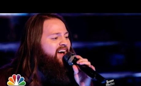 "Cole Vosbury: ""Shameless"" - The Voice"
