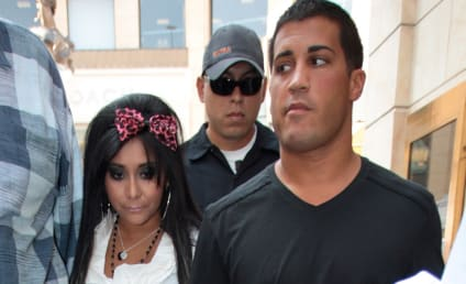 Snooki and Jionni LaValle: Disney World Love!
